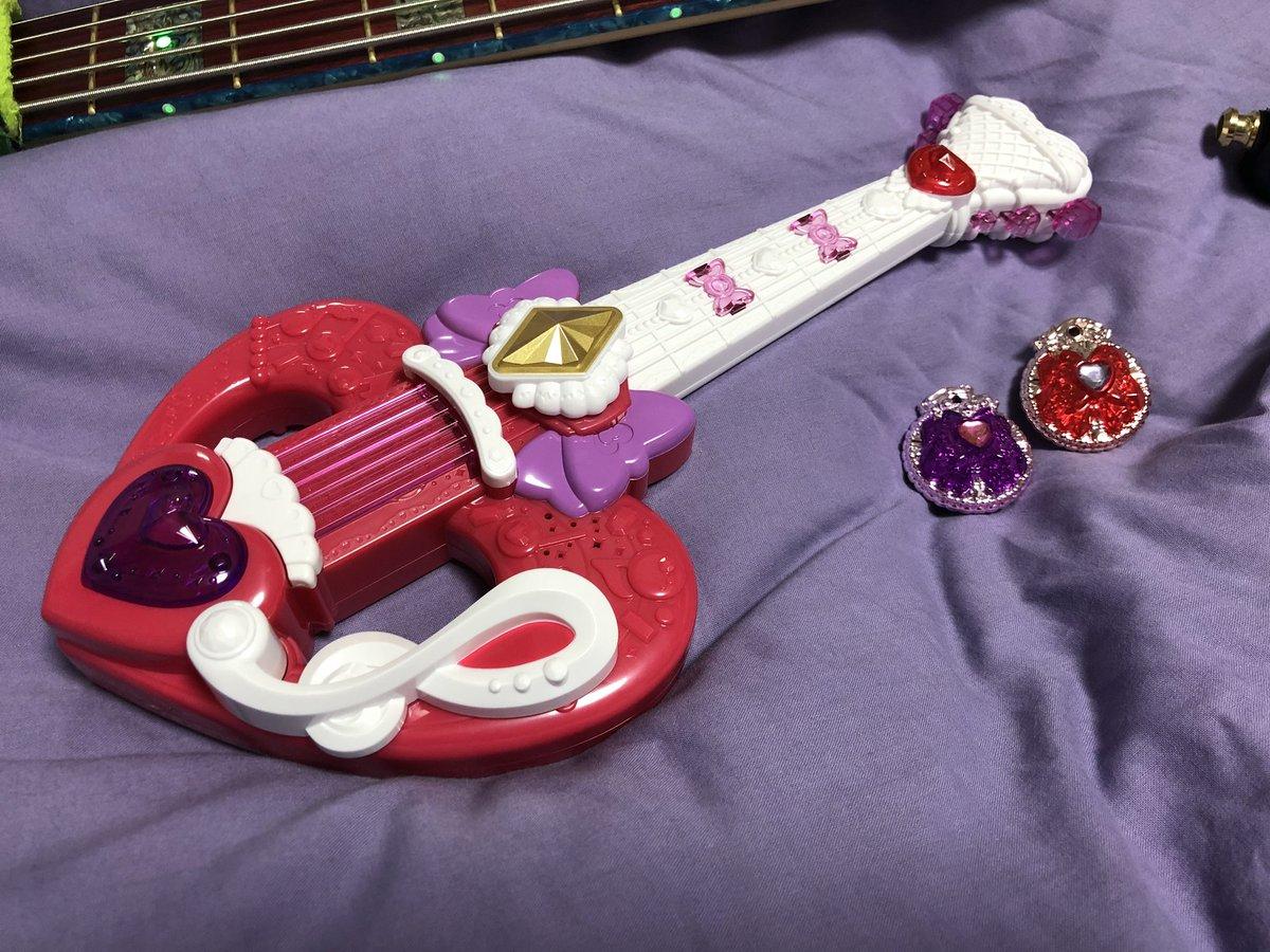 HUGっと!プリキュア ツインラブギターに関する画像6