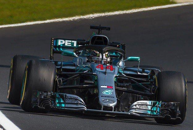 F1  | Paseo triunfal de Hamilton en Hungría