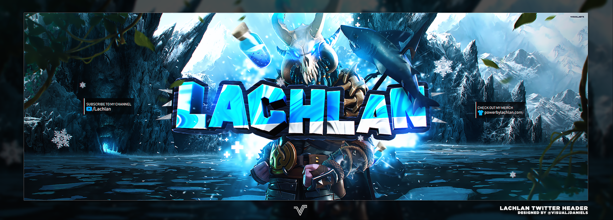 Visual On Twitter Fortnite Twitter Header For Lachlanyt Retweets