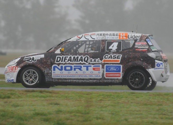 Turismo Pista | Clase 2: Cerretti consiguió su primera victoria de la temporada