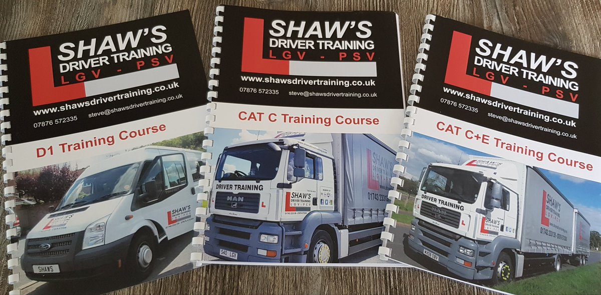 Shaw's Driver Training on Twitter: