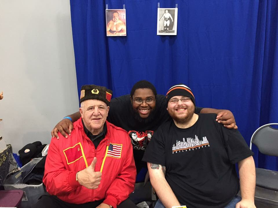 Beyond saddened to hear about the passing of #NikolaiVolkoff. He was one of the nicest people I've met in this business and it would always brighten my day (or late night) when he would call to check in on me. Nikolai was a true legend and one of the last of his kind #RIP #WWF
