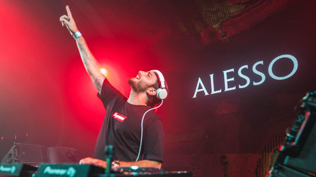 Alesso Tomorrowland 2018 ile ilgili görsel sonucu