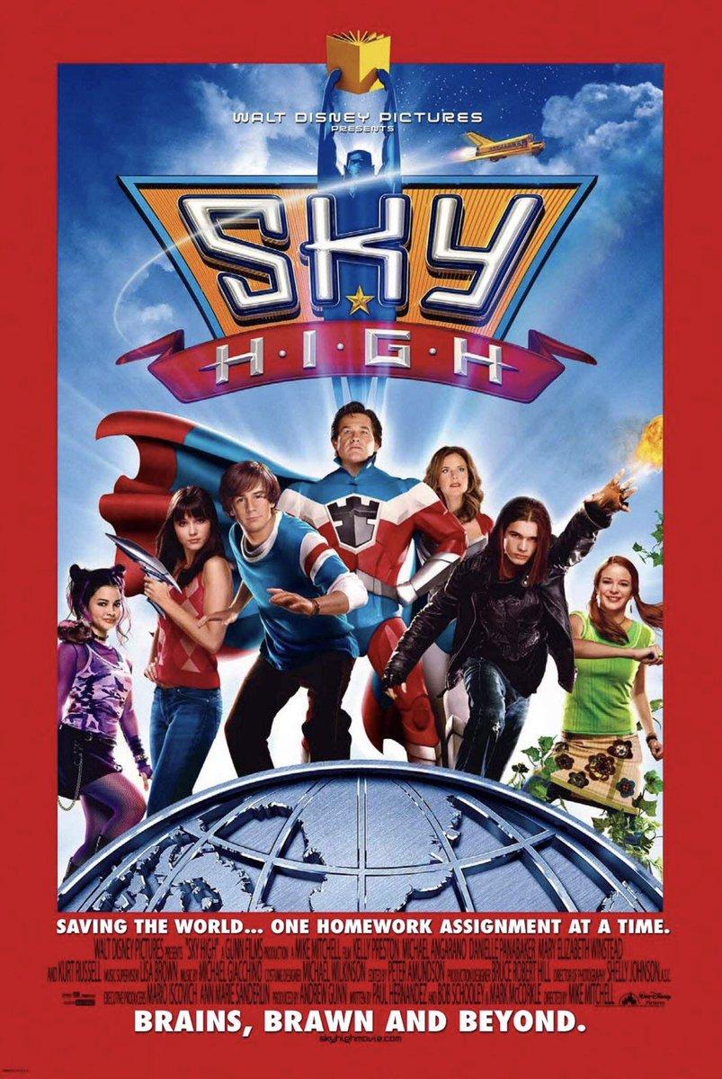 [好雷] 超人高校 Sky High (2005)