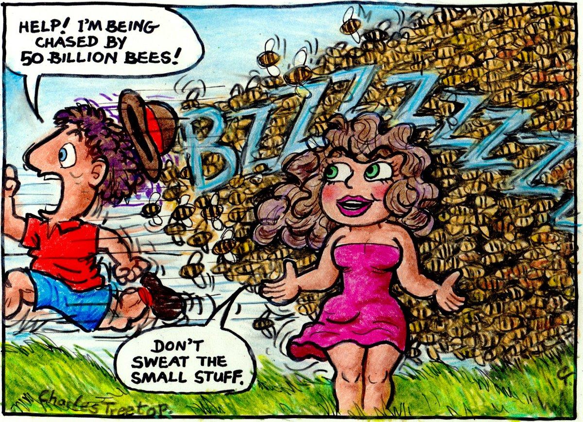 50 Billion Bees on Twitter