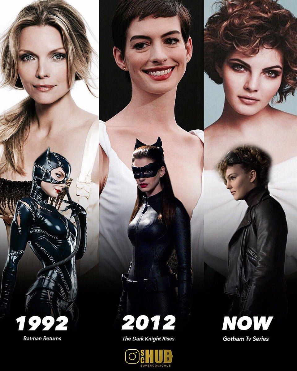 Michelle Pfeiffer Vs Anne Hathaway Catwoman 49051