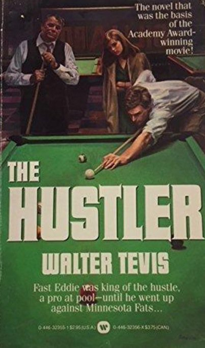 Share your Walter who wrote the hustler