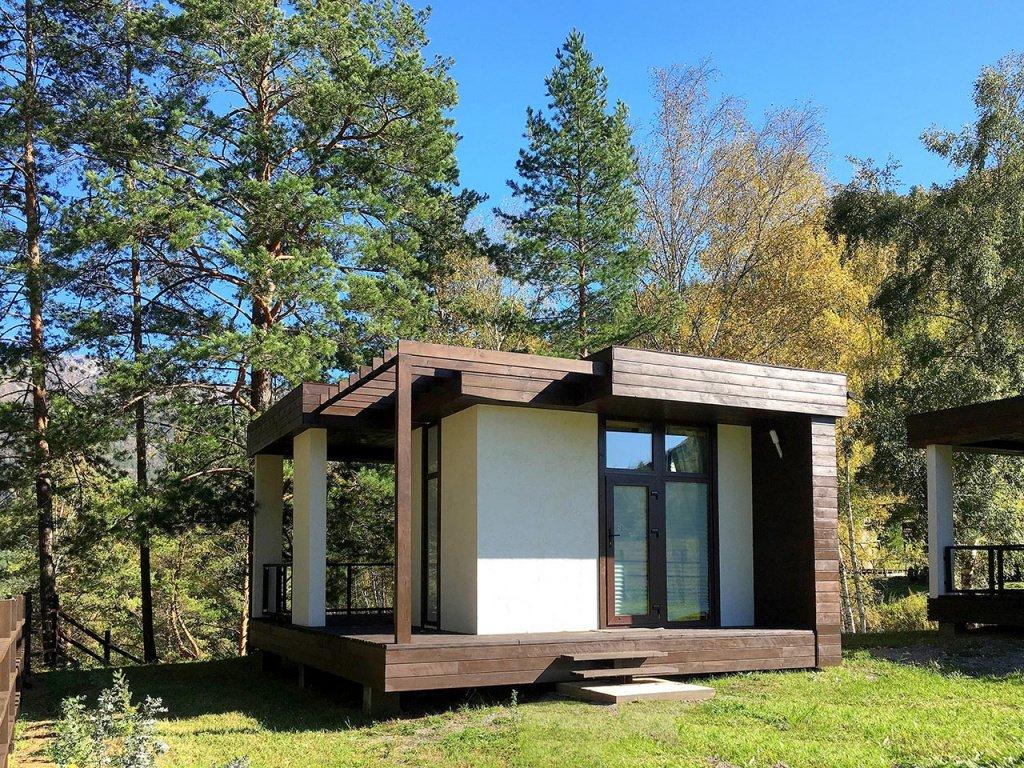 гостевой домик на даче проекты фото испытываю радость