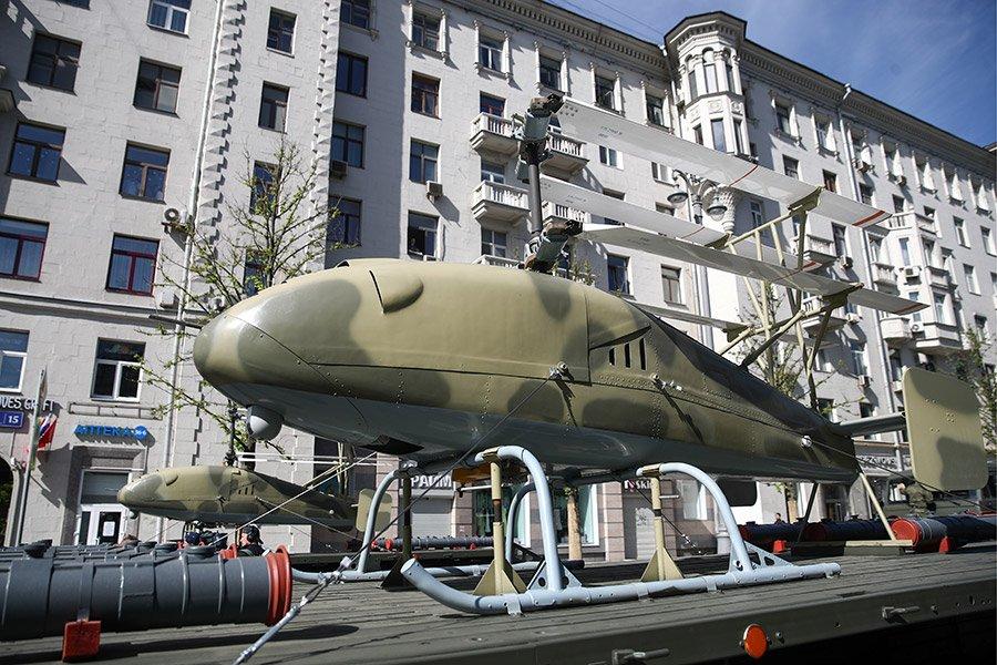 المروحيه الروسيه المسيره Katran  DjU771hWwAAVMiw