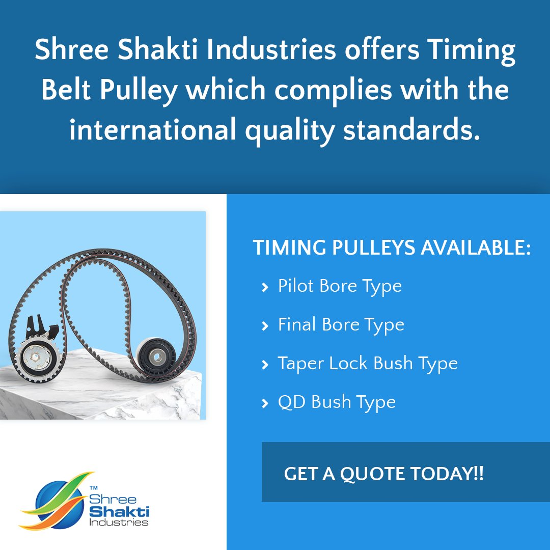 timingbeltpulley hashtag on Twitter