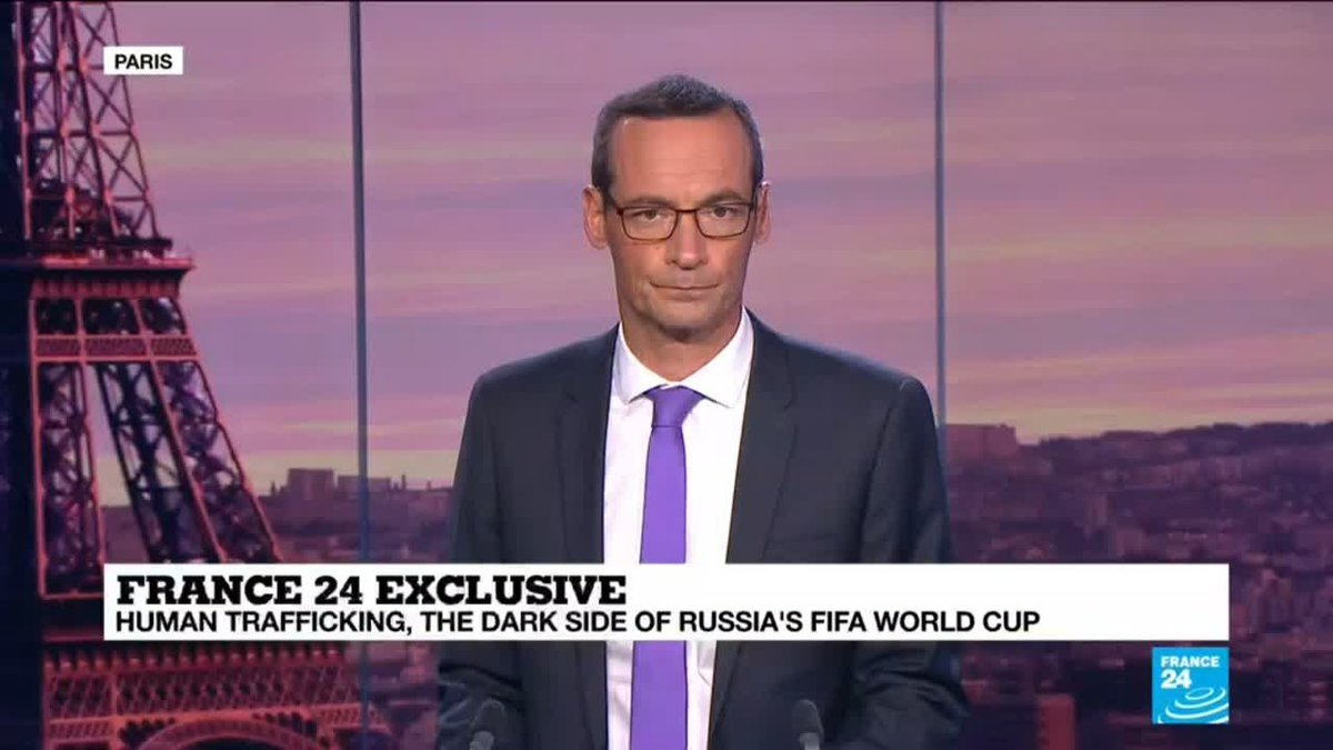 France 24 English On Twitter People Traffickers Exploit World Cup Visa Loophole In Russia Https T Co Aaslc1w6uq