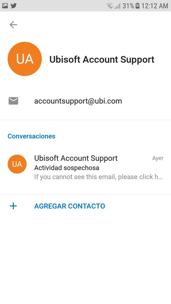 Ubisoft Support On Twitter Hi There Accountsupport Ubi Com Is Our Account Support Mailing Email Please Send Us A Direct Message With Your Account Username And Email Address We D Be Happy To Look Into