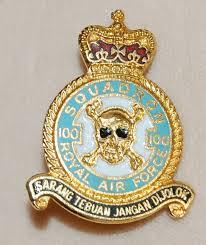 Asrul Muzaffar On Twitter Til Skuadron Nombor 100 Royal Air Force United Kingdom Menggunakan Motto Sarang Tebuan Jangan Dijolok Never Stir Up A Hornet S Nest Mat Saleh Pun Guna Bahasa Melayu Nikmat