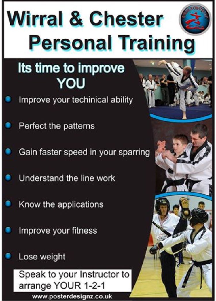 Wirral & Chester TKD on Twitter: