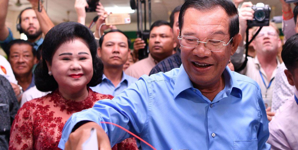 cambodia ruling party claims - 850×478