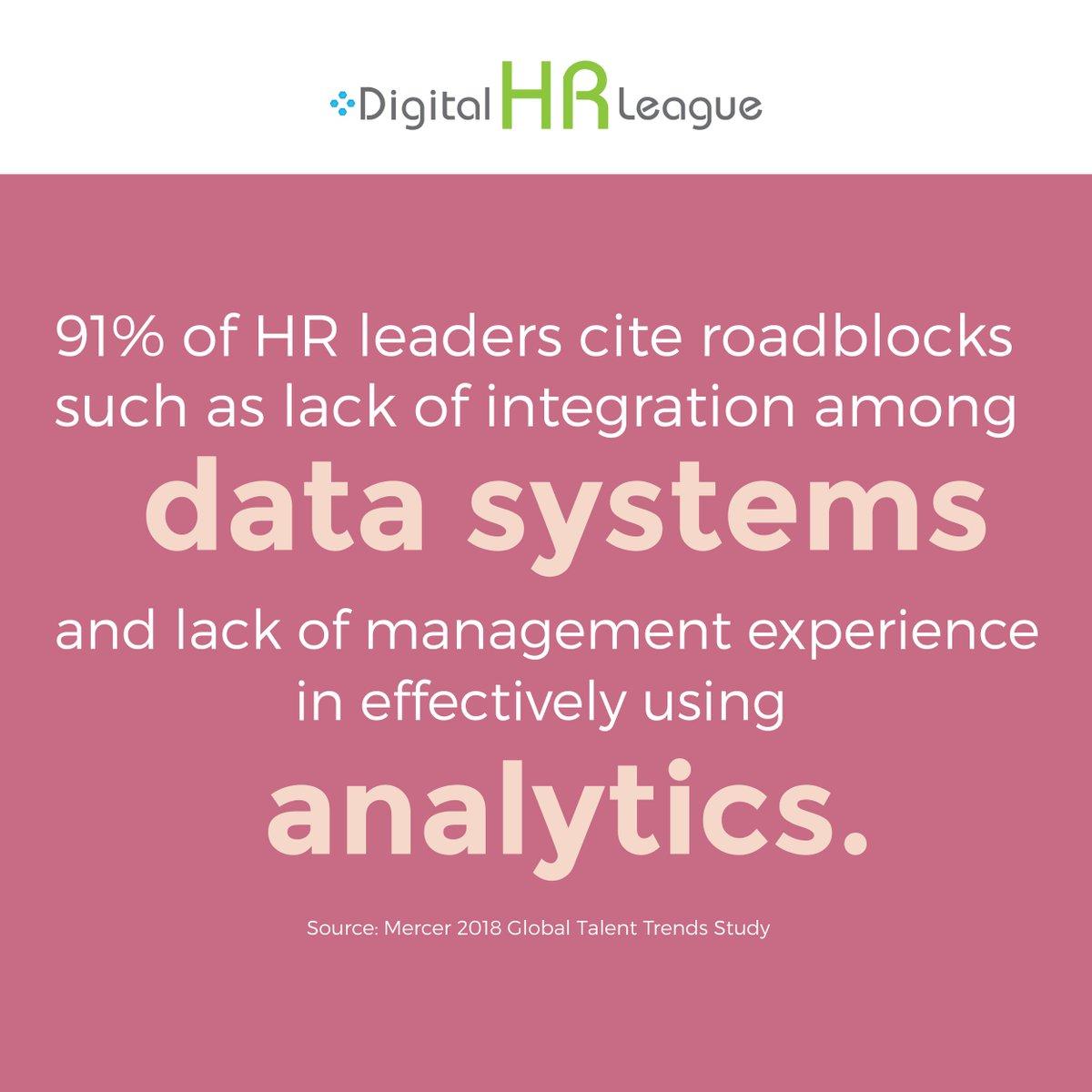 Digital HR League on Twitter: