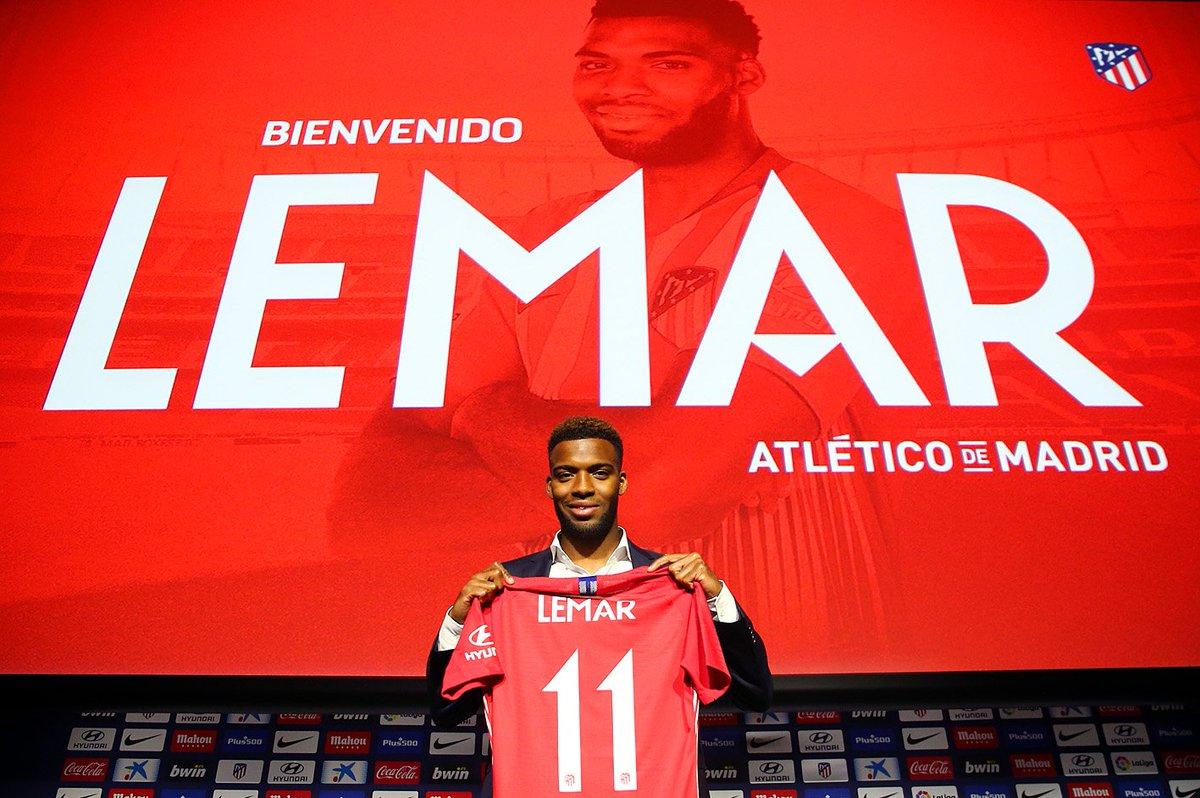 "Uživatel Transfer News Live na Twitteru: ""Atlético Madrid have ..."