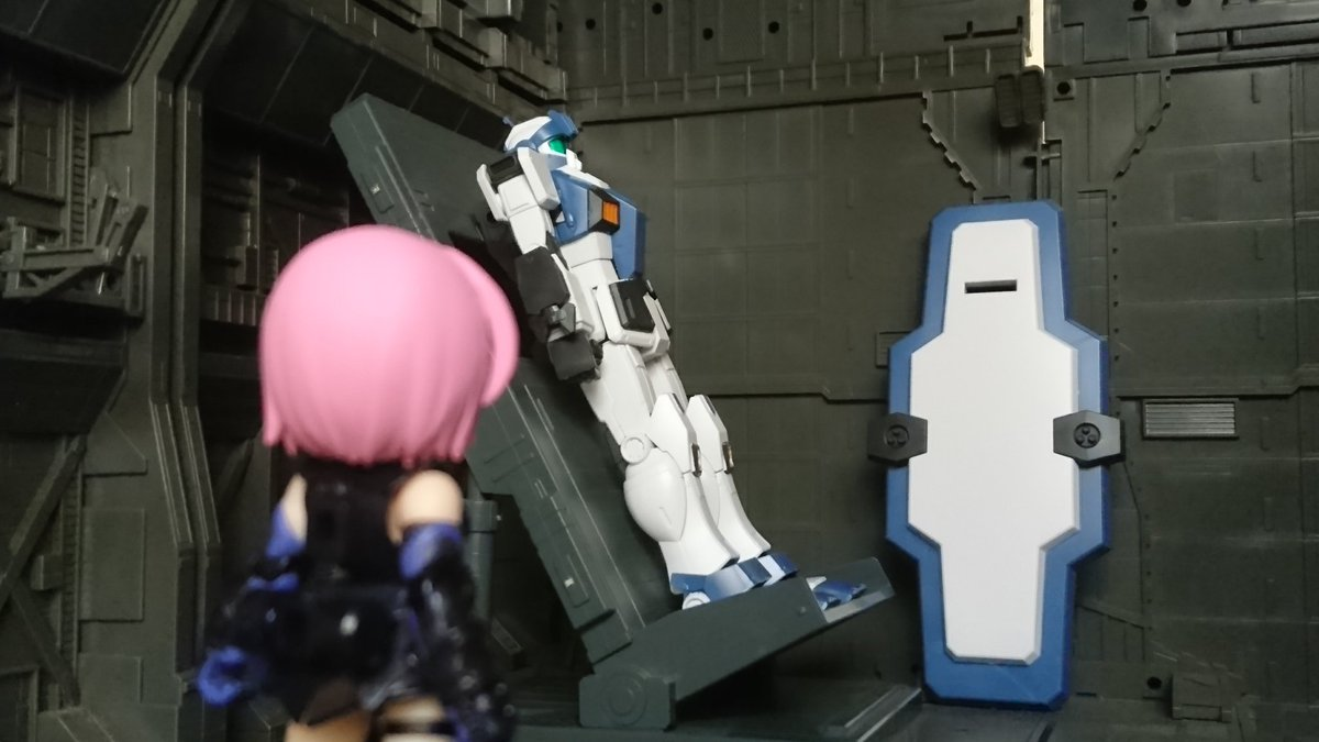 HG 機動戦士ガンダム THE ORIGIN MSD ジム・ガードカスタムに関する画像4