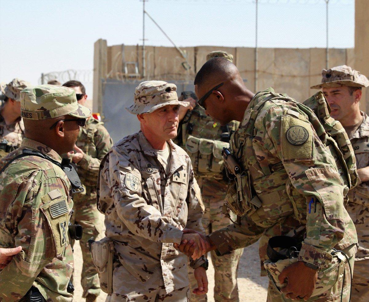 جهود التحالف الدولي لتدريب وتاهيل وحدات الجيش العراقي .......متجدد - صفحة 3 DjW9rGVU4AAxbpH