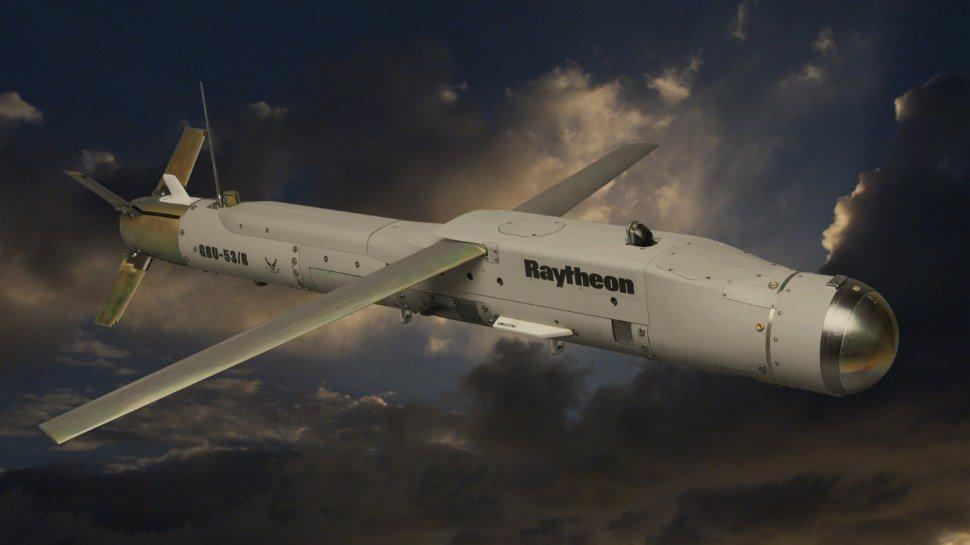 شركة Raytheon الامريكيه تكشف عن قنبله Stormbreaker المتطوره DjWBk-rUcAA4OaU