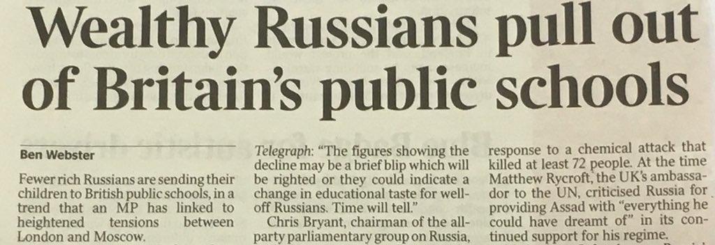Russian Embassy, UK on Twitter: