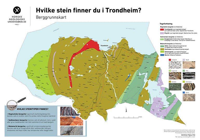 Norges Geologiske Undersokelse Ngu On Twitter For