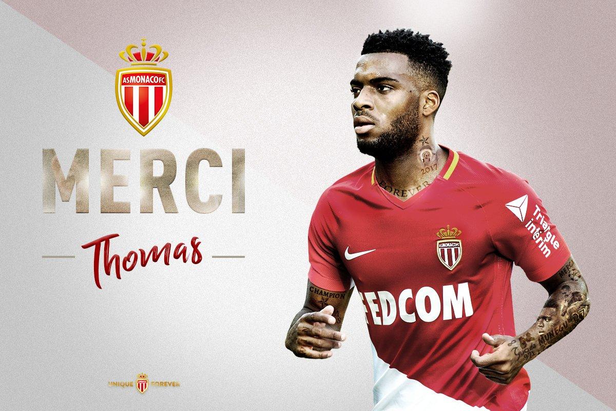 Thomas Lemar quitte Monaco