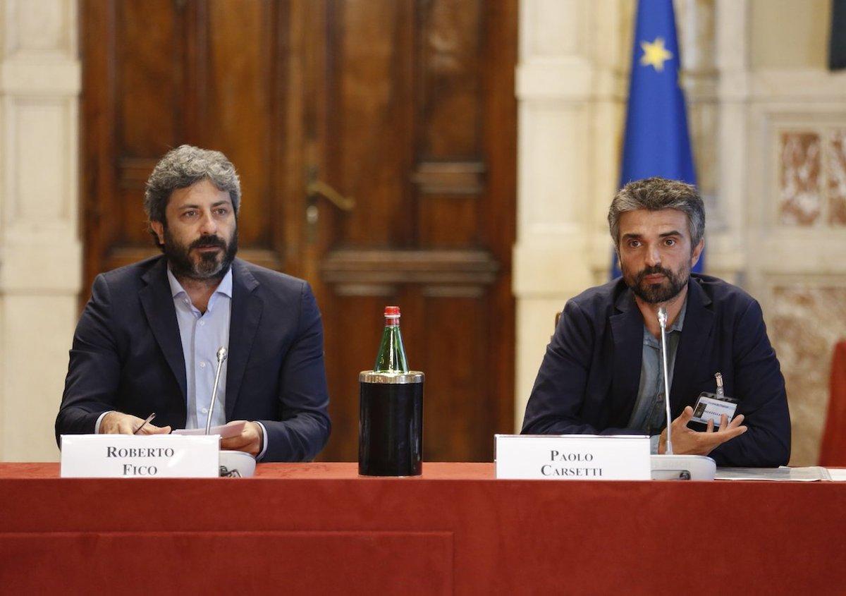 Risultati immagini per forum italiano acqua roberto fico