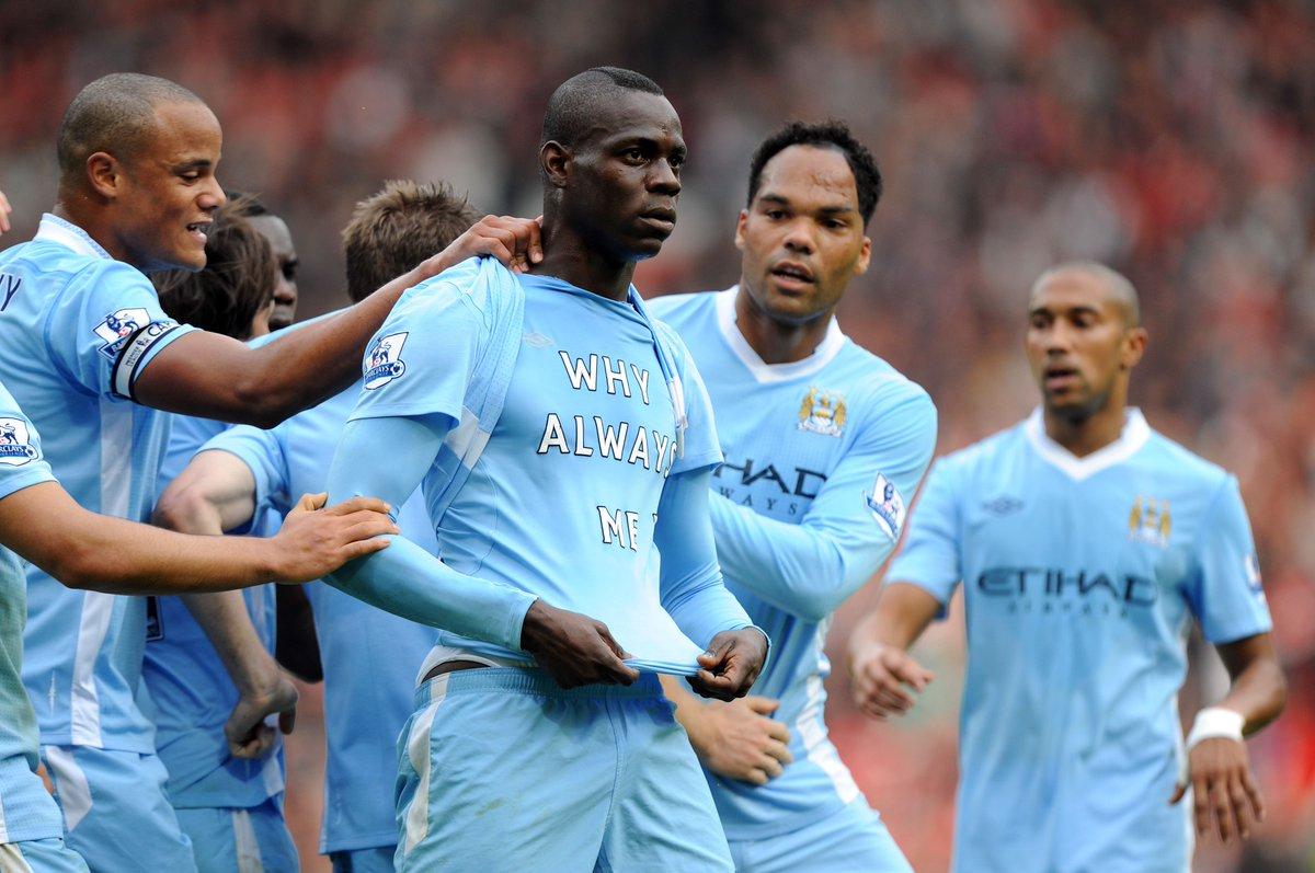 Scouted Football On Twitter Moise Kean Mario Balotelli Idolo