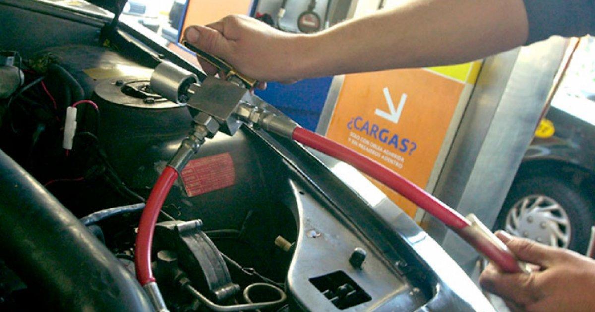 Para garantizar la provisión hogareña se cortó la provisión de GNC en las estaciones de La Pampa