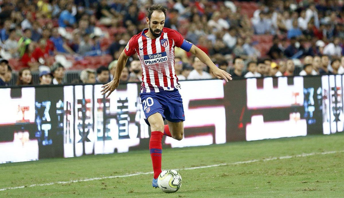 Camiseta Atlético de Madrid Andrés Solano