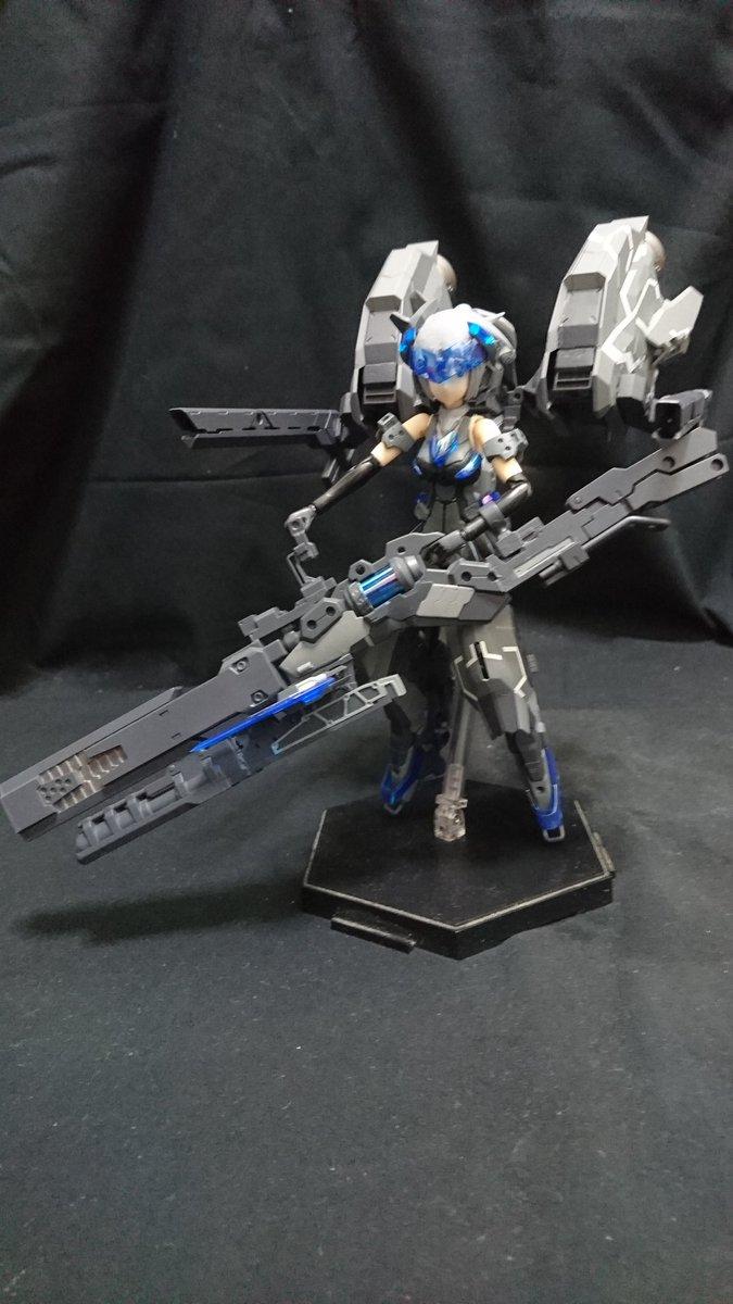 フレームアームズ・ガール アーキテクト Gun Metallic Ver.に関する画像10