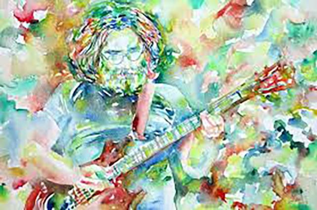 It\s that time of year again! Happy Birthday JERRY GARCIA -