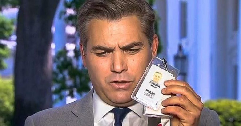 Could Acosta Be Banned Permanently From White House PressEvents? bluntforcetruth.com/news/could-aco…