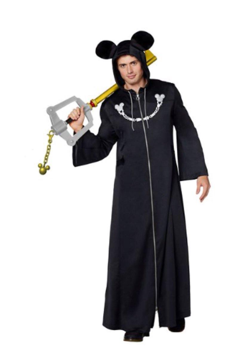 Kingdom Hearts Sora Halloween Town Costume.Churro Pax West On Twitter Spirit Halloween Has Kh2 Sora Riku