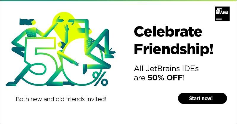 jetbrainsfriends hashtag on Twitter