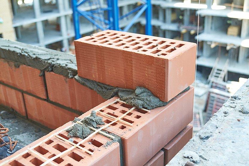 сетка для кладки керамзитобетонных блоков