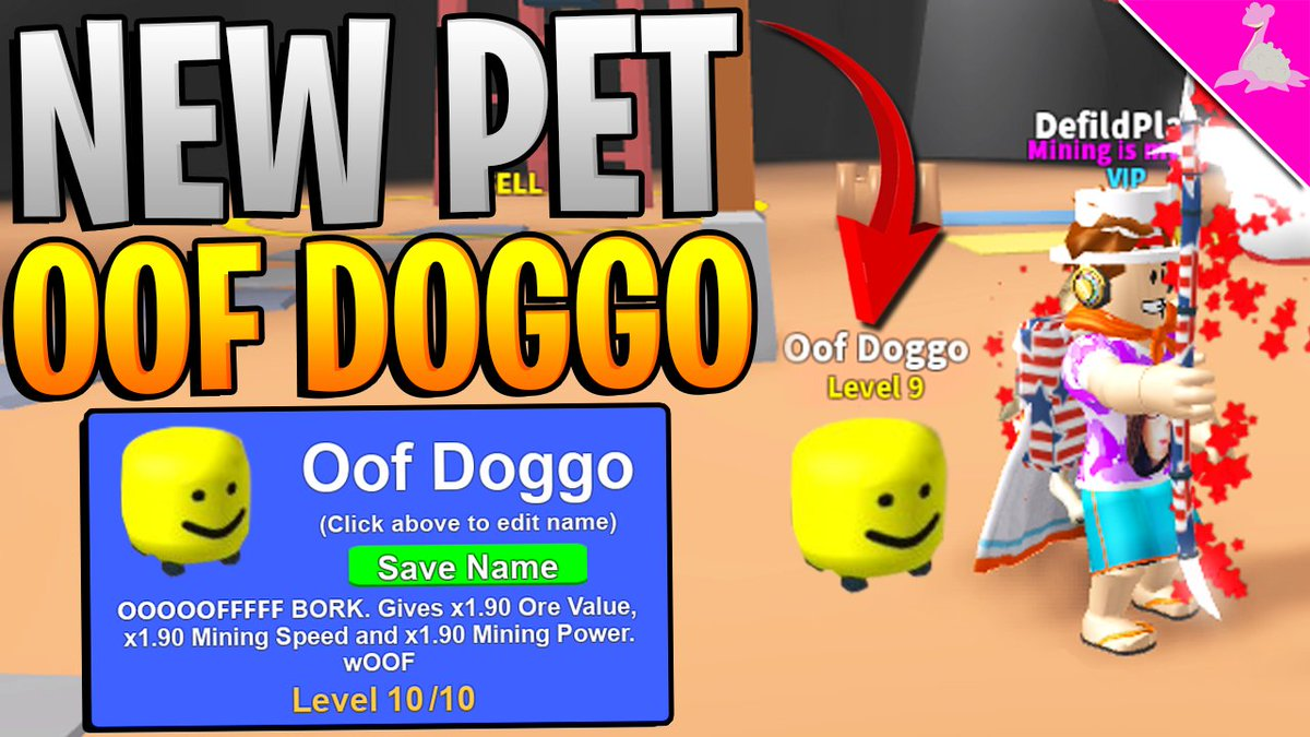Code Defild On Twitter New Oof Doggo And Testing How Op All
