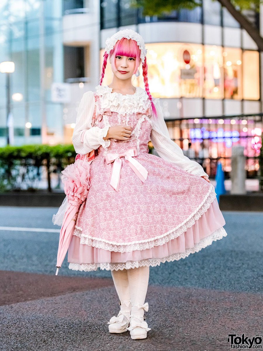 Image result for PHOTOS OF LOLITA FASHION STYLE 2020""