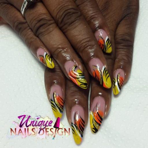 Unique Nails Design Uniquenailsbb Twitter