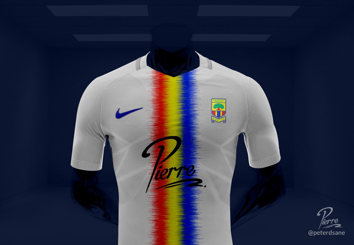 dd13682b7 ... Nike Aeroswift Vaporknit 2018 19 jerseys so I decided to design some  home and away for some Ghanaian football clubs based on the Nike template.