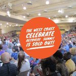 Praise God! Thank all 3000 of you that signed up for the West Coast Celebrate Recovery Summit of Faith. It is officially SOLD OUT! We can't wait to see you! Safe travel!