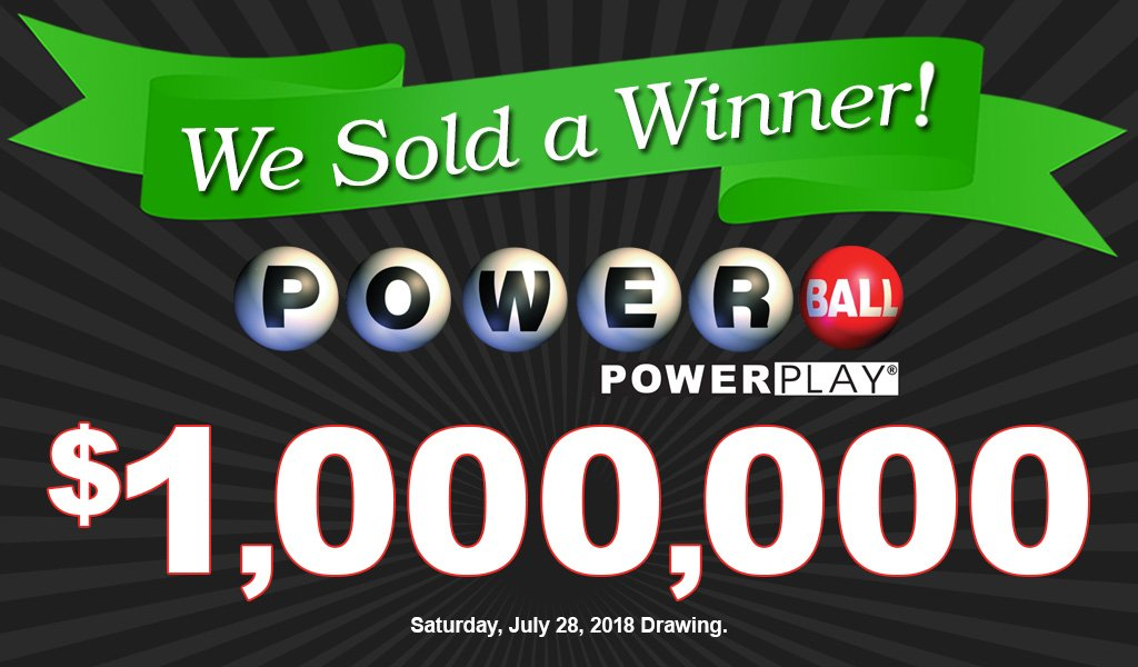 Pennsylvania Lottery On Twitter Pa Sold A 1 Million Powerball