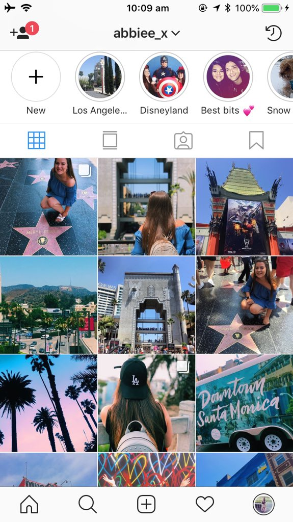 Give my instagram a follow if you want to see my adventures - abbiee_x https://t.co/RqtHM7Z1t1