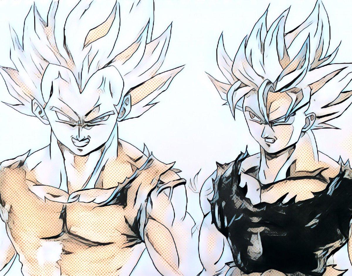 Idir On Twitter Whos The Boss Dbs Dbz Dragonballz Goku