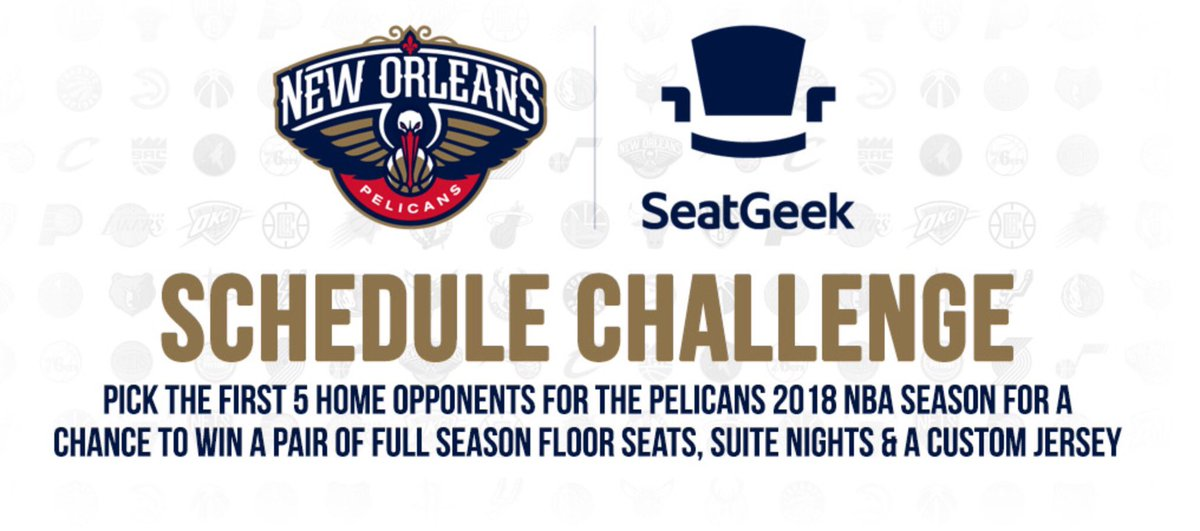 New Orleans Pelicans On Twitter Attention All