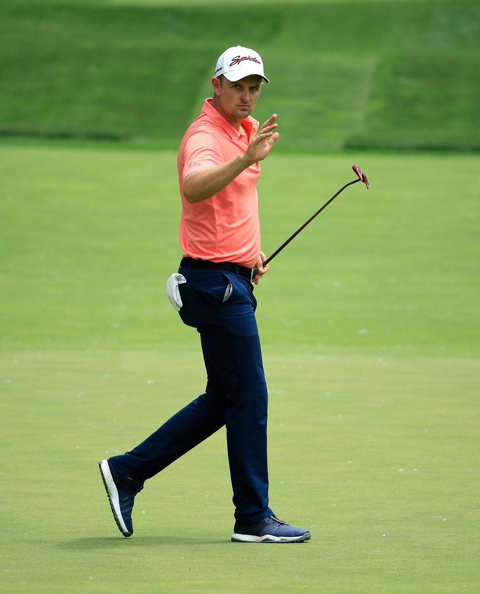 This guy is 38 years young today. Sending a big birthday shout out to our 2010 #theMemorial winner @justinrose99!