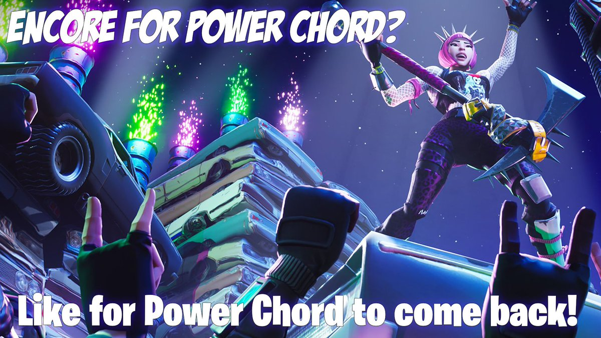 I Talk Fortnite On Twitter Please Feel Free To Use These Pictures In Your Replies To Fortnitegame They Are For The Power Chord Army