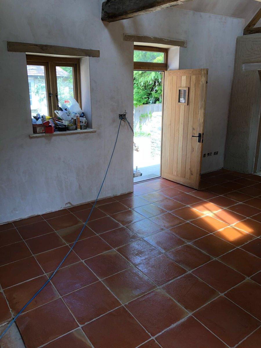 Cmd Ceramic Tiling Contractors Ltd On Twitter Terracotta Floor