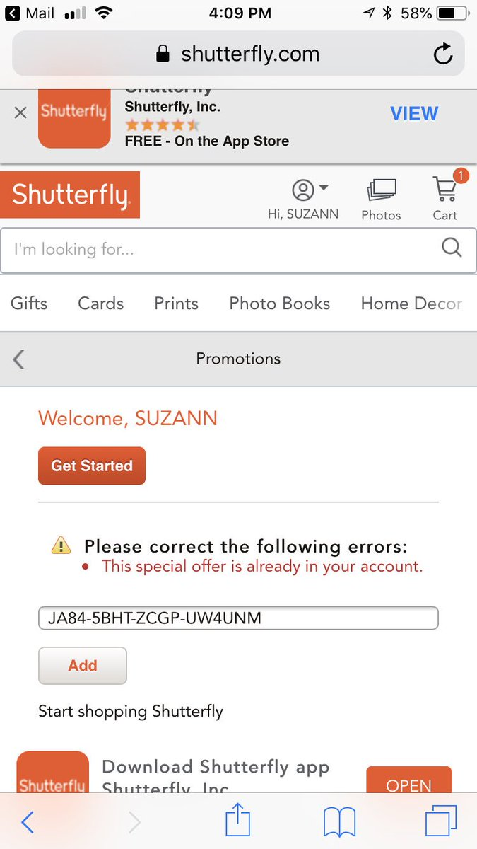 shutterfly on twitter hi bobbin are you using the app if so go